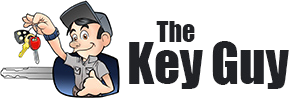 The Key Guy Locksmith Logo